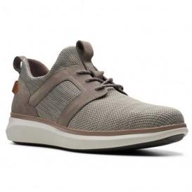 کفش اسنیکرز کلارک مدل Clarks Un Globe Lace کد 26140183