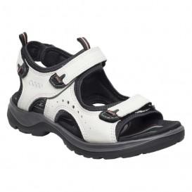 صندل مردانه اکو مدل Ecco Offroad sandales کد 822043WHITE