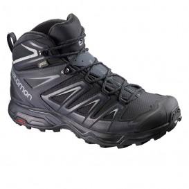 کفش کوهنوردی سالومون مدل SALOMON X Ultra 3 Mid Gtx کد 398674
