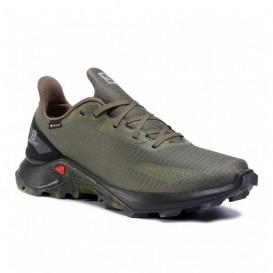 کفش کوهنوردی مردانه سالومون ضدآب Salomon Alphacross Blast GTX
