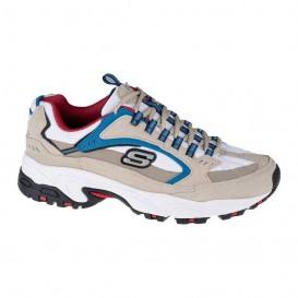 کفش اسنیکرز اسکیچرز مدل Skechers multicolor Stamina کد 13450-tpbl