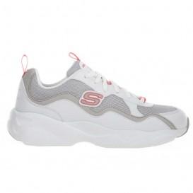 کفش اسنیکر اسکیچرز مدل Skechers D lites aireado کد 88888201-wpk