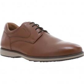کفش جیوکس مردانه مدل Geox Heren کد u026qc cognac