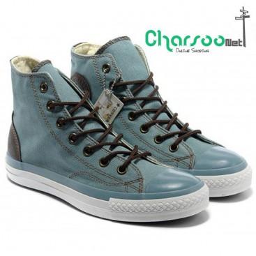 کفش ال استار کانورس طوسی Converse Chuck Taylor Vampire