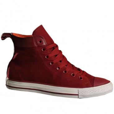 کفش ال استار کانورس زرشکی Converse Simpons Sneaker