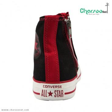 خرید کفش اصل ال استار  مشکی قرمز
