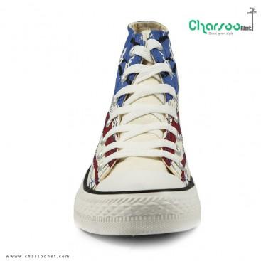 مارک کفش ال استار کانورس سفید