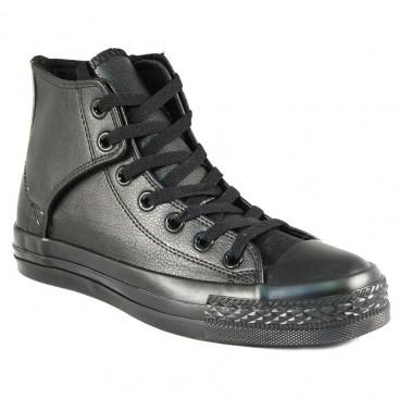 کفش ال استار کانورس چرم Converse Winter Boots