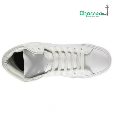 کفش اورجینال  کانورس سفید چرم