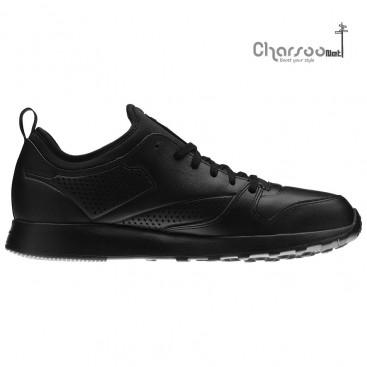 کفش ریبوک کلاسیک مشکی Reebok CL Leather Lite 2016