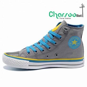 کفش کانورس ال استار مردانه طوسی Converse All Star 2016