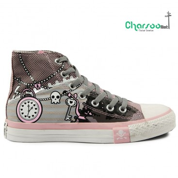 کفش ال استار Converse Pirate Pattern