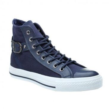 کفش ال استار کانورس سرمه ای Converse X Men