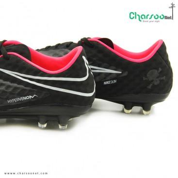کفش فوتبال نایک هایپرونوم Nike Hypervenom Phantom FG