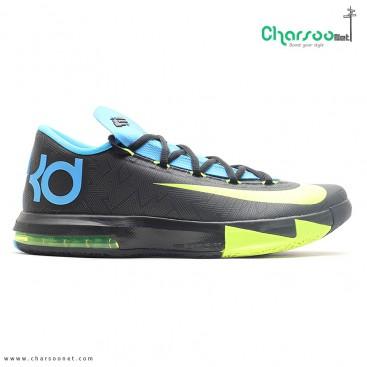 کتانی بسکتبال مردانه Nike KD VI 6 Away II