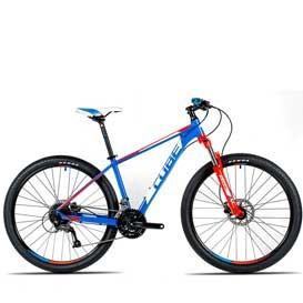 دوچرخه کوهستان کیوب Cube AIM PRO کد BYC-00022 سایز 29 مدل 2016