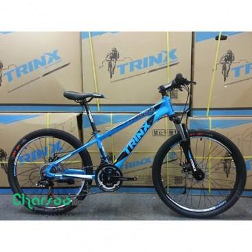 دوچرخه حرفه ای کوهستان Trinx کد BYC-00064 سایز 24 مدل 2016